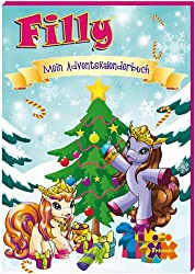 Filly. Mein Adventskalenderbuch
