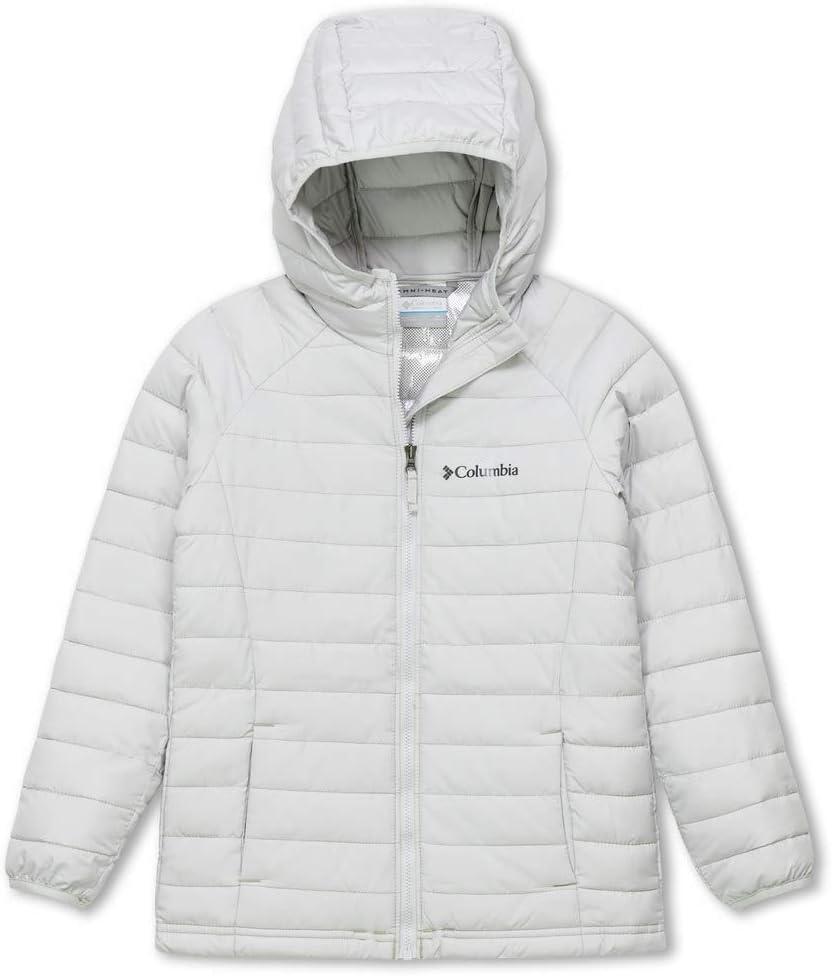 Columbia Girls Hooded Jacket Powder Lite