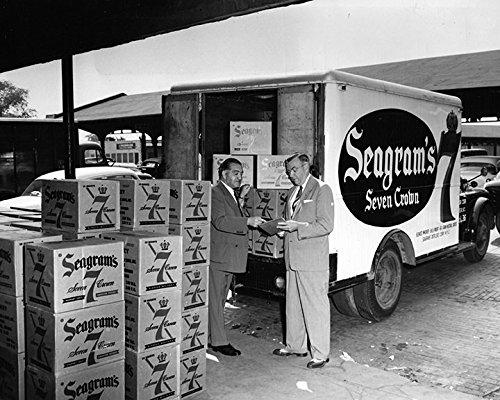 1955 ? Dodge Seagram