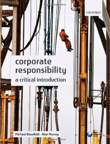 Corporate Responsibility: A Critical Introduction