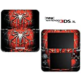 Spiderman Decorative Video Game Decal Cover Skin Protector for New Nintendo 3DS XL (2015 Edition)
