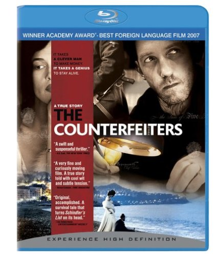 (The Counterfeiters (+ BD Live) [Blu-ray])