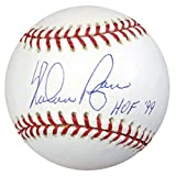 "Nolan Ryan Autographed Official MLB Baseball Texas Rangers ""HOF 99"" PSA/DNA Stock #88331"