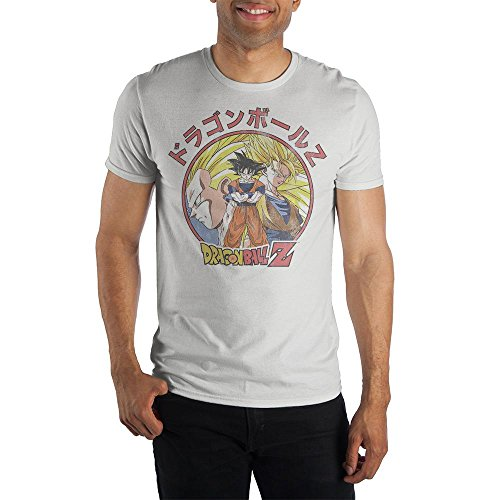 bec06409 Japanese Dragon Ball Z Japanese T-Shirt Tee Shirt | Weshop Vietnam