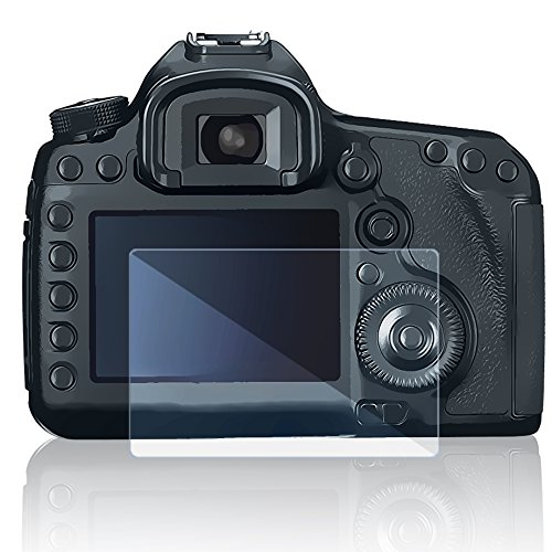 REIZ Prime Glass Screen Protector for Canon 1DX and 1DX Mark II (Canon 1dx Screen Protector)