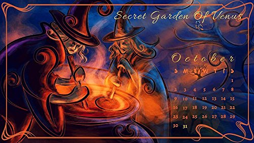 Gifts Delight Laminated 42x24 inches Poster: Secret Garden