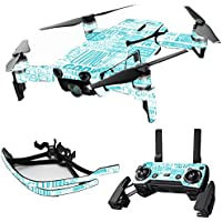 MightySkins Skin for DJI Mavic Air Drone - Faith | Max Combo Protective, Durable, and Unique Vinyl Decal wrap cover | Easy To Apply, Remove, and Change Styles | Made in the USA