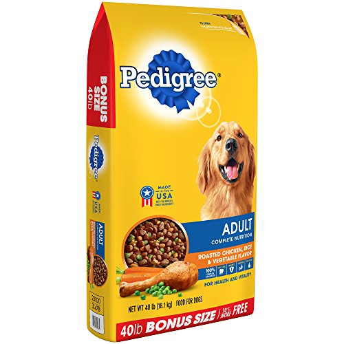 PEDIGREE-Adult-Complete-Nutrition-Roasted-Chicken-Rice-Vegetable-Flavor-Dry-Dog-Food-40-Pounds