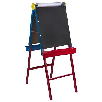 CRA-Z-ART - Pizarra 3 en 1 Madera (ColorBaby 44112)