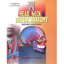 Head, Neck and Dental Anatomy 3rd (third) Edition by Short, Marjorie J. published by Cengage Learning (2002) Paperback