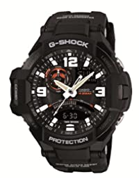 Casio G-SHOCK SKY COCKPIT Men's Watch GA-1000-1AJF (Japan Import)