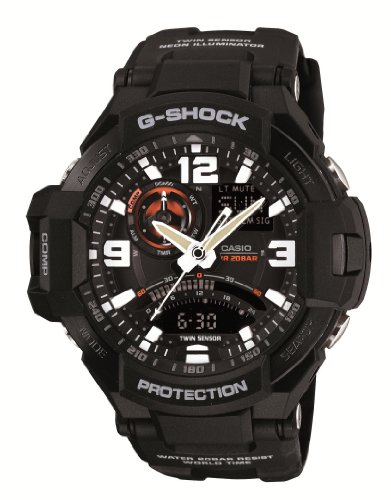 Casio G-SHOCK SKY COCKPIT Men's Watch GA-1000-1AJF, used for sale  Delivered anywhere in USA