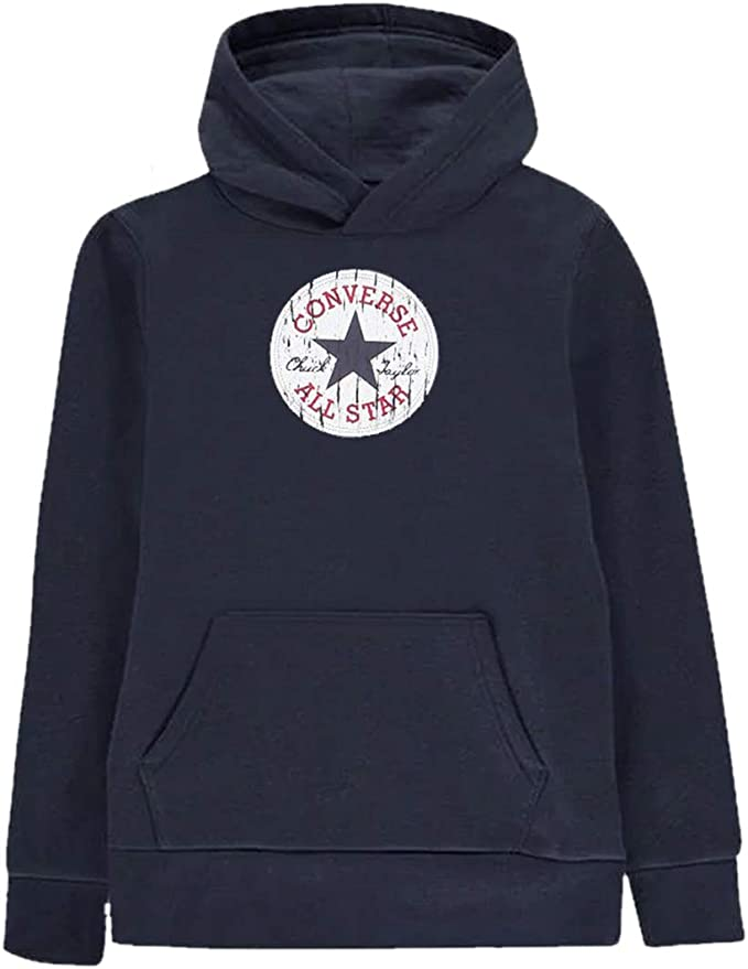 Converse CT Patch Hoody 32102A Dress Blue (116):
