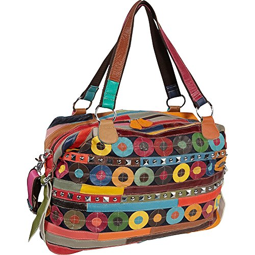 amerileather-quincy-handbag-rainbow