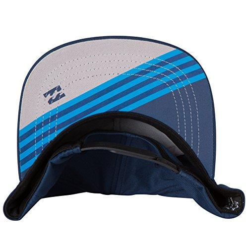 Billabong Men's Slice Adjustable Hat, Navy, One Size