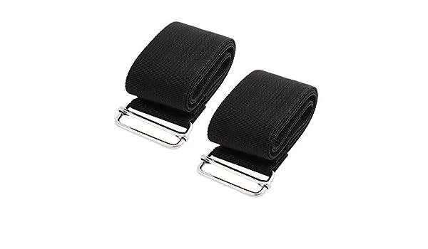 Amazon.com: DealMux bagagem da mala de viagem Mochila 2pcs ajustável Strap w Cinto de Metal Fivelas: Electronics