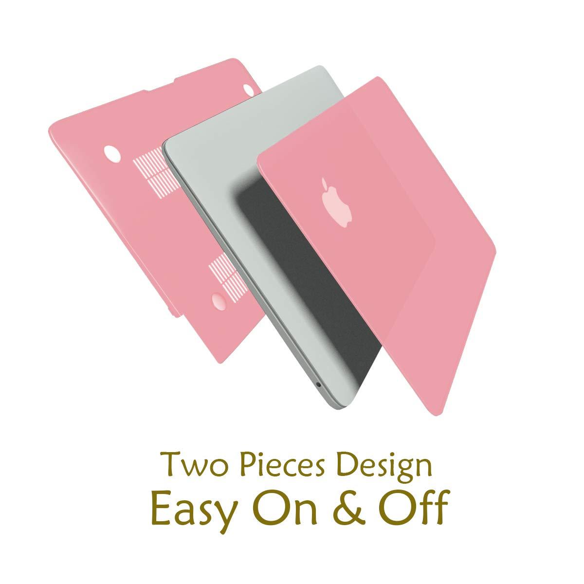 Lanzamiento 2018 VAESIDA MacBook Air 13 Pulgadas con Pantalla Retina A1932 Carcasa r/ígida de pl/ástico Suave al Tacto para el Nuevo MacBook 13 Pulgadas
