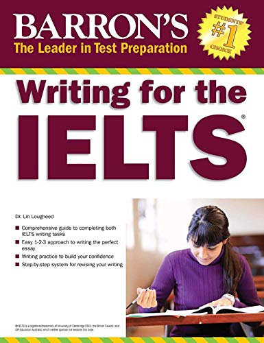 Writing for the IELTS by BARRONS