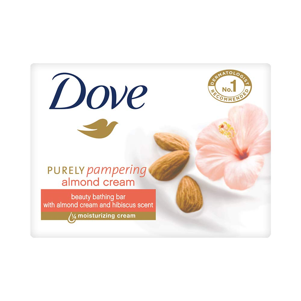 Dove Almond Cream Beauty Bathing Bar