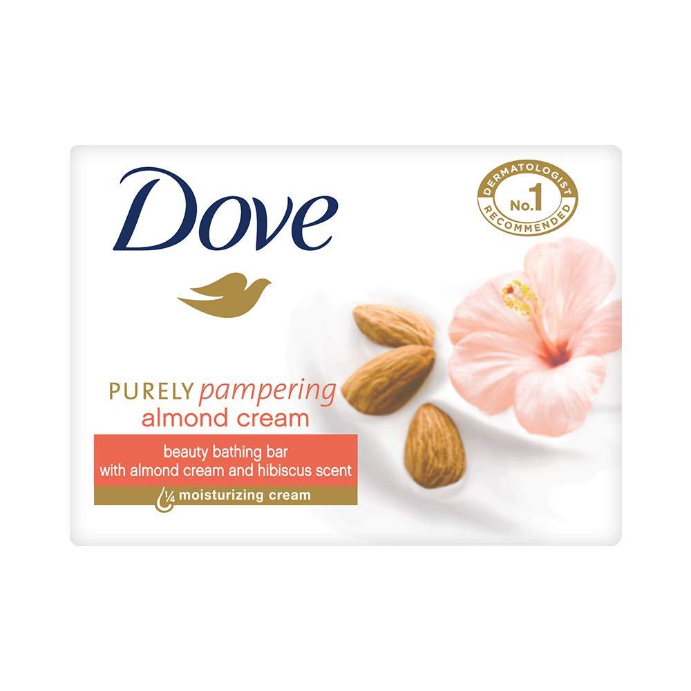 Dove Almond Cream Beauty Bathing Bar