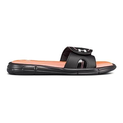 40352f62bdf Amazon.com   Under Armour Girls' Ignite VIII Slide Sandal   Sport Sandals