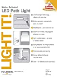 LIGHT IT! by Fulcrum, 6-LED Wireless Motion Sensor