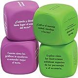Cubos de comprensión (Common Core Comprehension Cubes)
