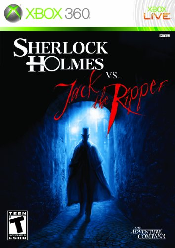 Sherlock Holmes vs. Jack the Ripper - Xbox 360 (Jack The Ripper Game compare prices)