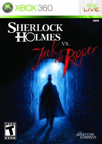 Sherlock Holmes vs. Jack the Ripper - Xbox 360 (Sherlock Holmes 360 Xbox)