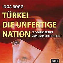 Türkei, die unfertige Nation: Erdogans Traum vom Osmanischen Reich Hörbuch von Inga Rogg Gesprochen von: Sebastian Pappenberger