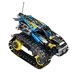 Feature:           Super strong climbing force, 4 wheel drive and powerful motors enable it to do stunner stunt, give you real experience.           Solid frame chassis, high strength composite plastic is impact resistant to help prote...