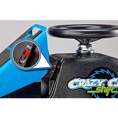 Razor Crazy Cart Shift 2.0 - Blue : Sports & Outdoors