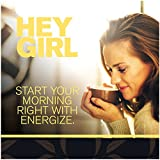HEY GIRL Energize - Metabolism + Energy Blend
