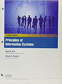 principles of information systems 12th edition pdf free download