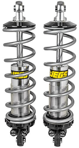 JEGS Performance Products 64905K3 Double Adjustable Coil-Over Front or Rear Shoc ()