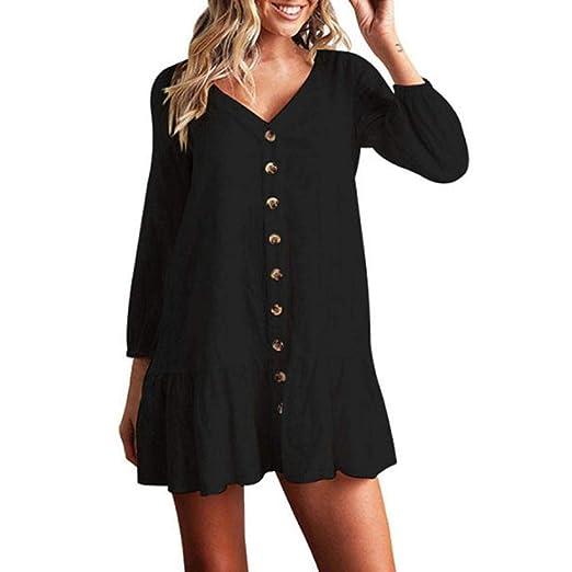 af378d8af8d Women s T-Shirt Loose Dress