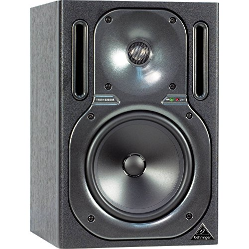 (Behringer Truth B2030A High-Resolution, Active 2-Way Reference Studio Monitor Speaker)