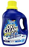 OxiClean HD White Revive Laundry Detergent, Ocean Breeze, 100.5 Oz