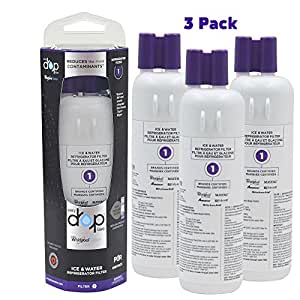 W10295370a W10295370 Whirlpool Refrigerator Water Filter