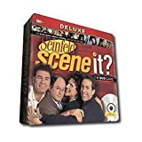 Toy / Game Deluxe Seinfeld Scene It? The Dvd Game With Four Collectible Metal Tokens, 175 Trivia Cards & More