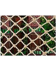 Rope Nets Decorative Nets Retro Truck Freight Trailer Nets Children's Climbing Nets Swing Group Outdoor Climbing Nets Balcony Fence Fall Prevention Nets Safety Nets Railing Hemp Ro
