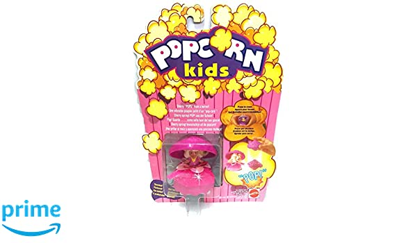 Bambole Mattel Doll Sherry PopCorn Kids