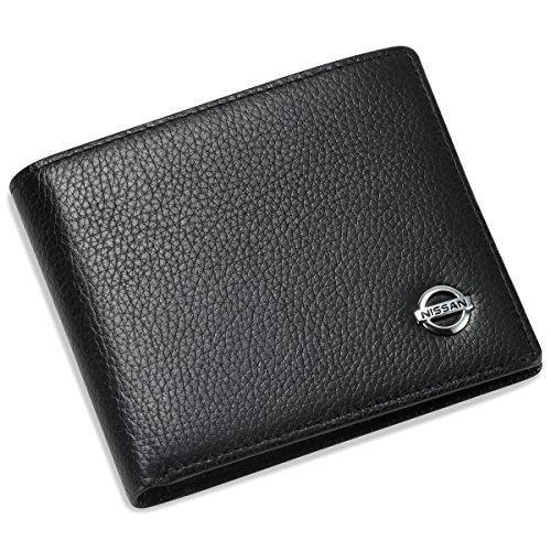 nissan-bifold-wallet-with-3-credit-card-slots-and-id-window-genuine-leather