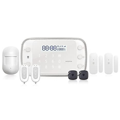 Chuango Wireless Alarm System Kit gsm/SMS X500: Amazon.es ...