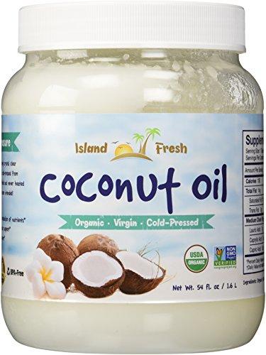 Buy the best extra virgin coconut oil