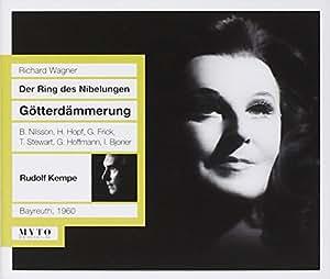 Gotterdammerung (4 Cd) Opera Completa