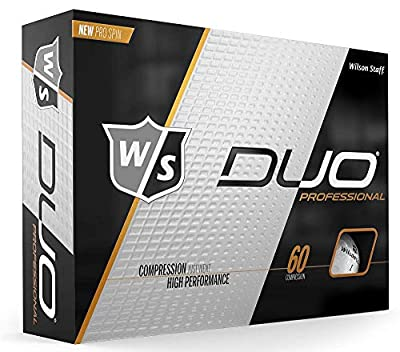 Wilson Staff Duo Pro Golf Ball by Wilson