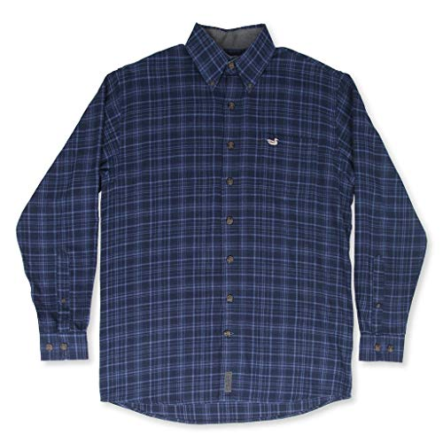 Southern Marsh Cannon Flannel