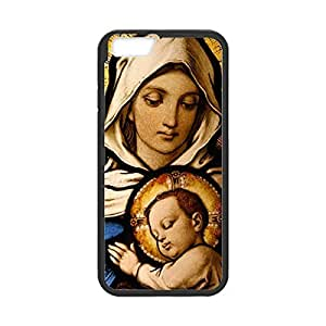 Great valuable Virgin Mary Christian and Child Baby Jesus are Anti-Skid Slim & Lightweight TPU Case Shell Cover for iphone 5s It