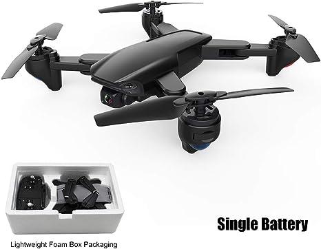 RoSoy SG701-S - Cuadricóptero GPS plegable, 4 K, HD, con mando a distancia: Amazon.es: Hogar